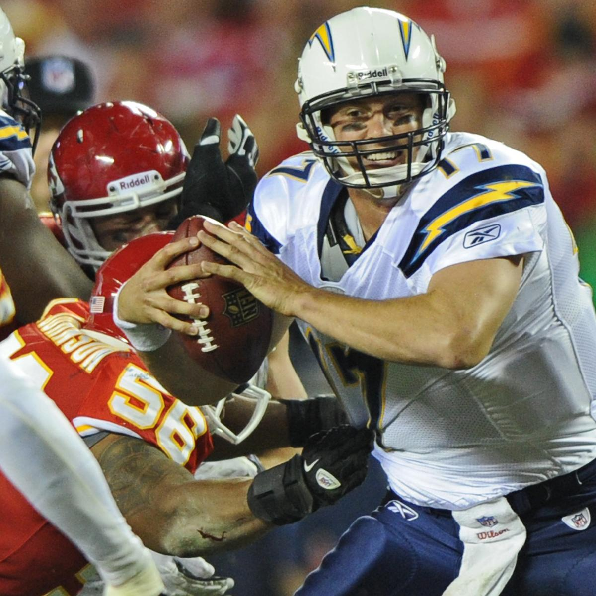 San Diego Chargers Defense: How The Chiefs Defense Can Thwart Philip Rivers And