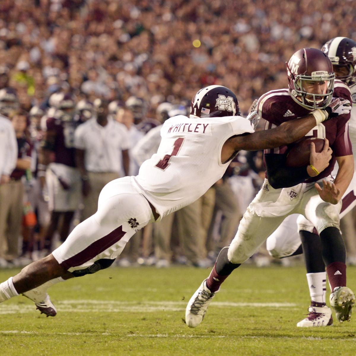 Texas A&M vs. LSU: Live Game Grades and Analysis for the ...