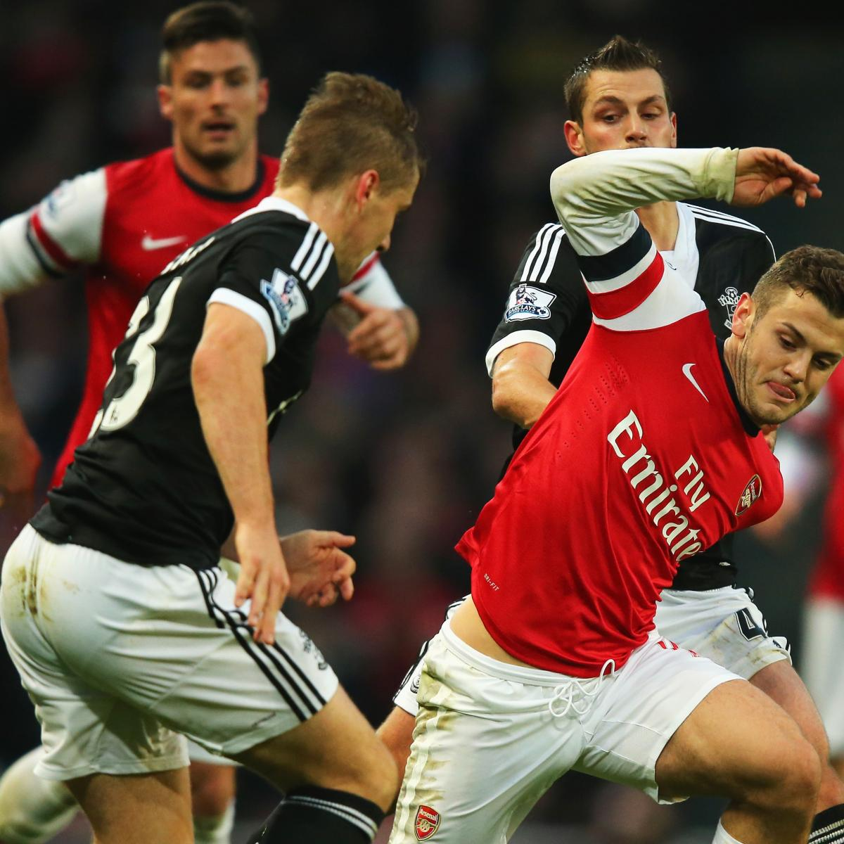 Premier League Six Things We Learned From The Weekend S: Arsenal Vs. Southampton: 6 Things We Learned