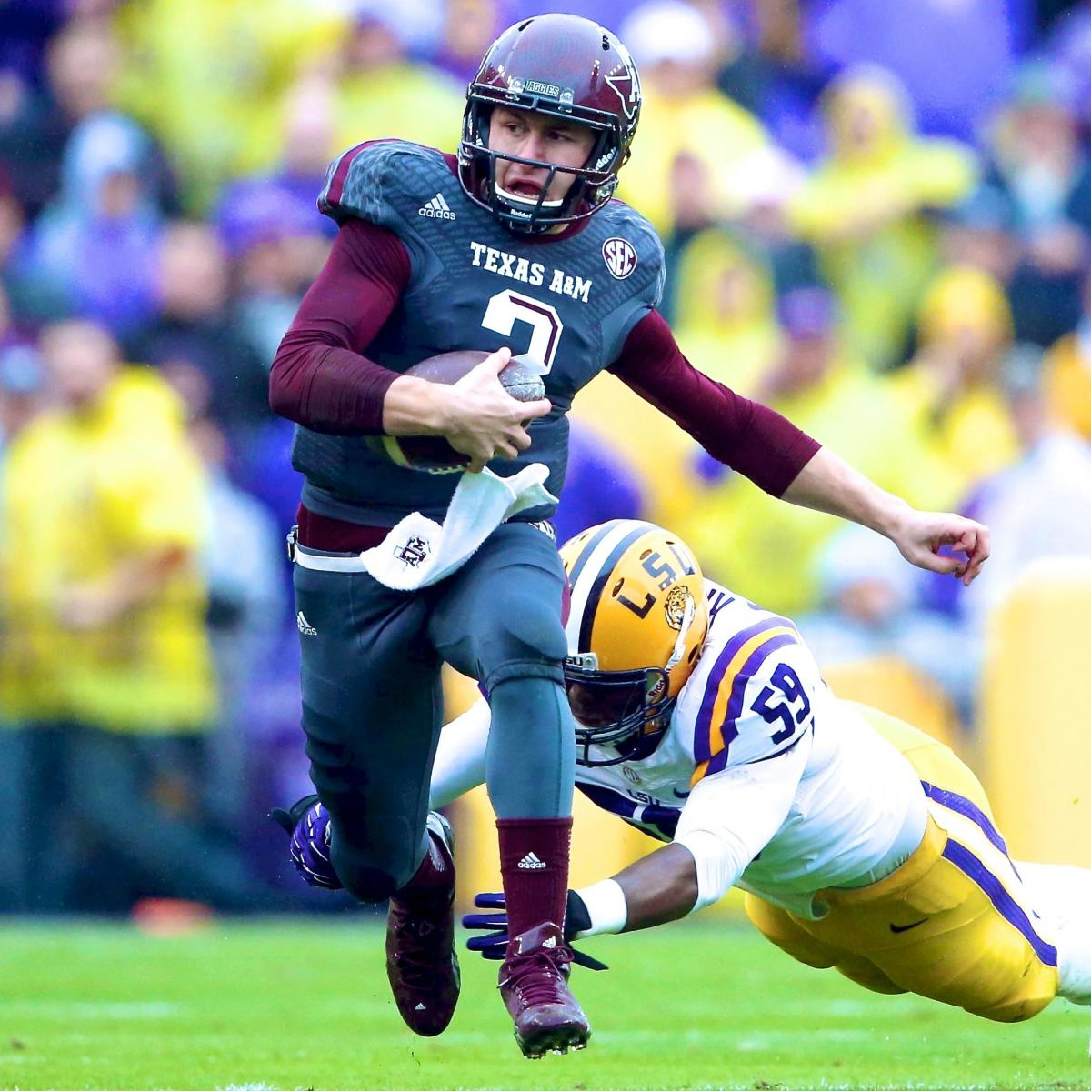Texas A&M vs. LSU: Live Score and Highlights | Bleacher ...