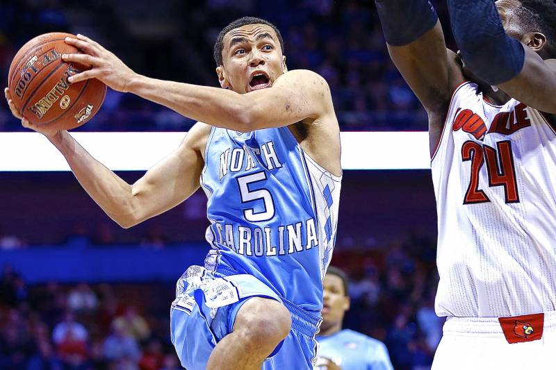 38e7e5912675 Breakout Star Marcus Paige Turns Heads as UNC Knocks off Mighty Louisville