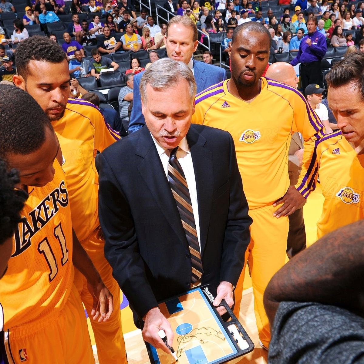 For Mike D'Antoni, Life With Lakers After Dwight Howard