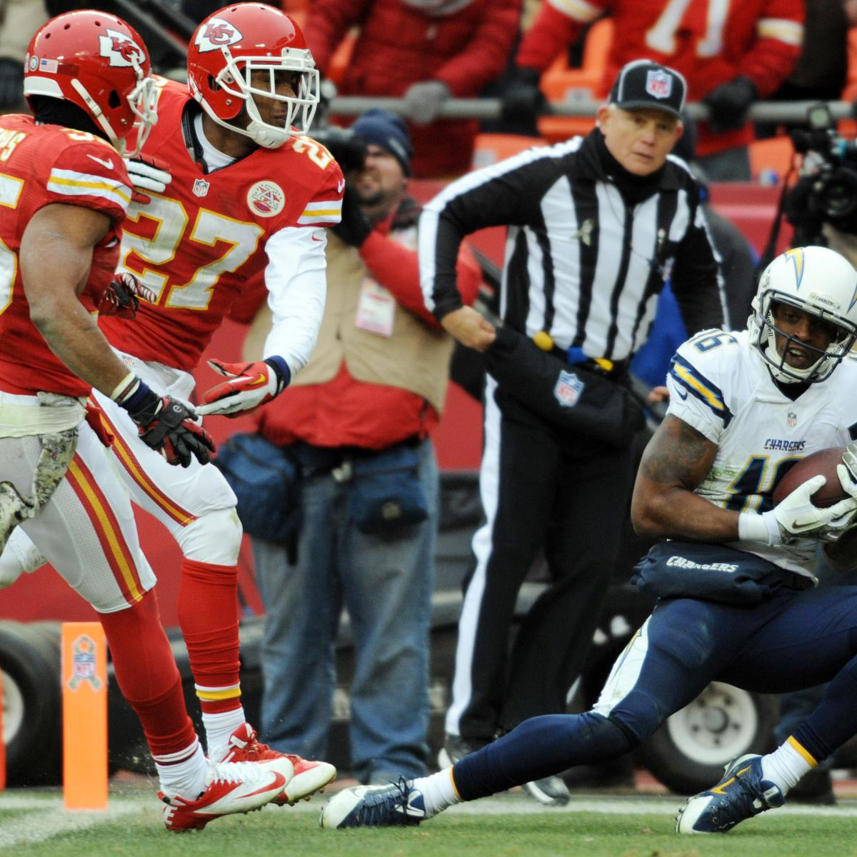 San Diego Chargers Chiefs: San Diego Chargers Position Grades Vs. Kansas City Chiefs