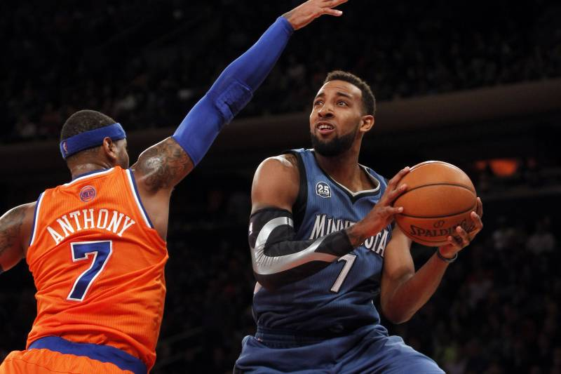 Can Derrick Williams Finally Reach NBA Potential with