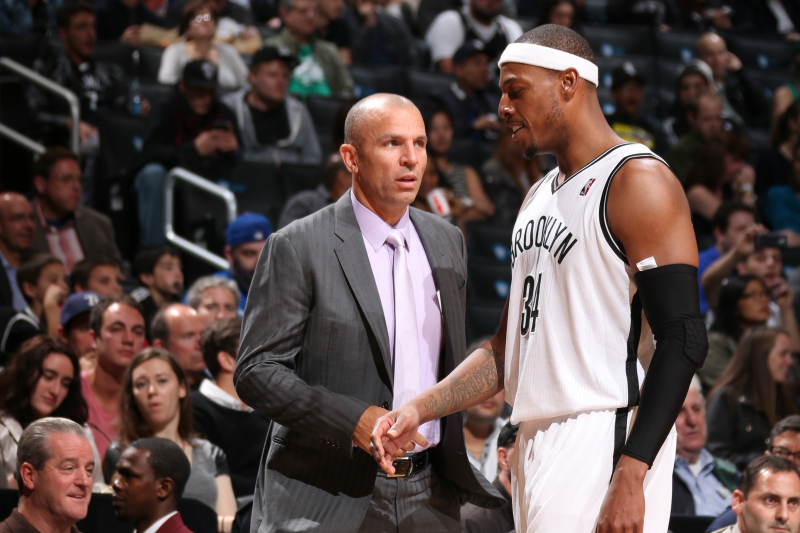 Paul Pierce Calls Out Struggling Brooklyn Nets Coaching Staff