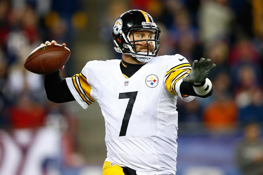 Ben Roethlisberger Steelers Offense Have Finally Found An Identity