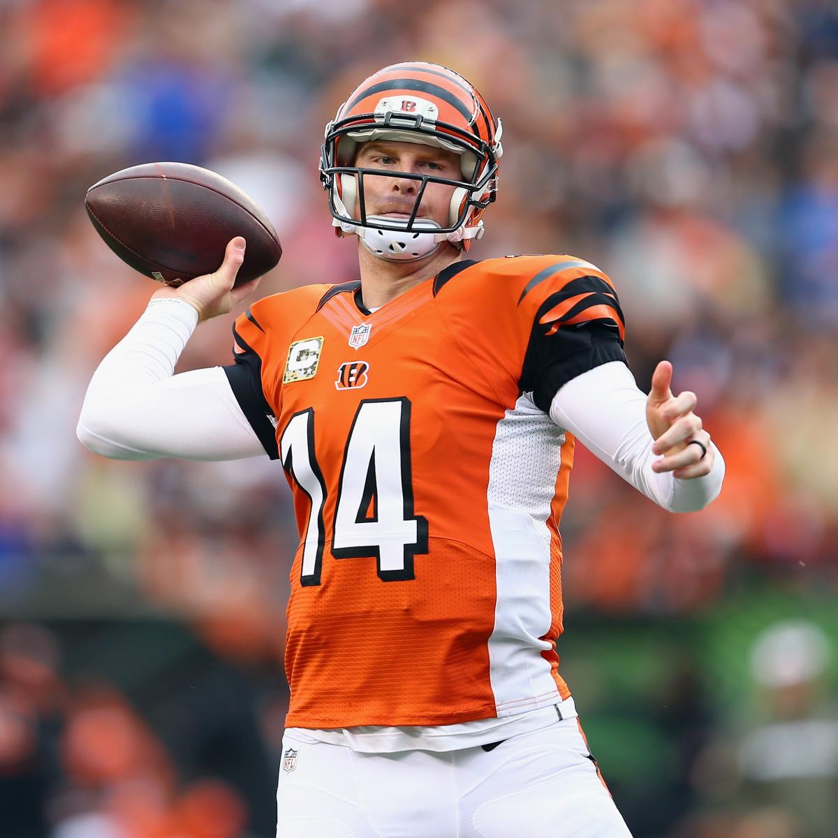 San Diego Chargers Cincinnati Bengals: Cincinnati Bengals Quarterback Andy Dalton Can Get Back On