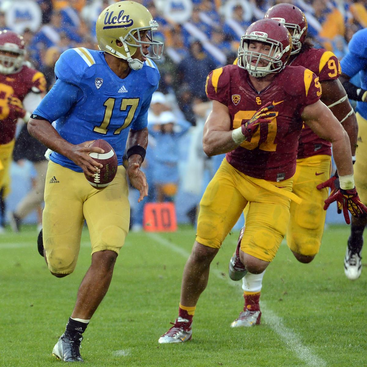 Photo Gallery Ucla Vs Cal: UCLA Vs. USC: TV Info, Spread, Injury Updates, Game Time