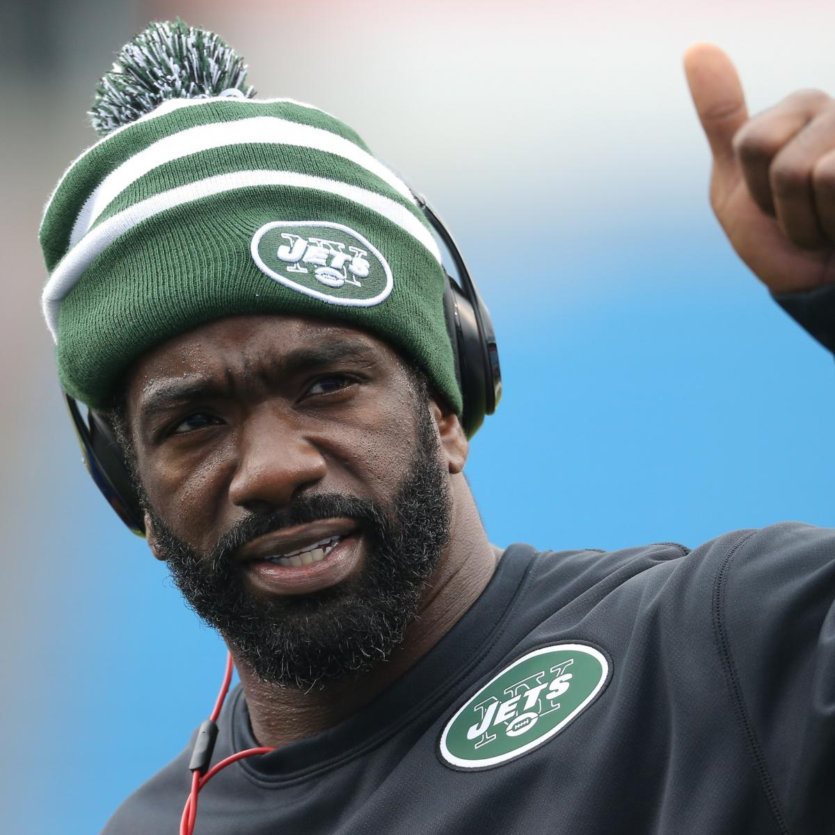 Jets' Ed Reed Just Found Out Fireman Ed Is Gone And He Can
