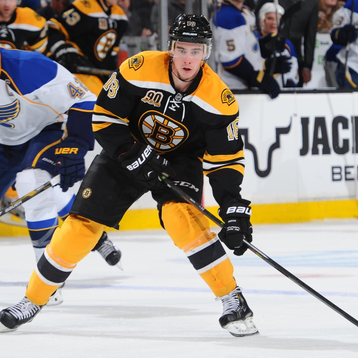What Is Reilly Smith's Ceiling with the Boston Bruins ...Bruins Bleacher Report