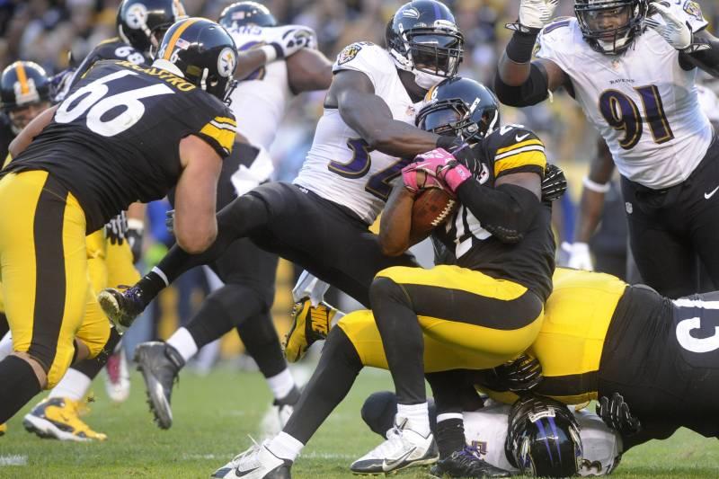 Steelers vs. Ravens  Complete Thanksgiving Day Primer for Pittsburgh ... e3566e778