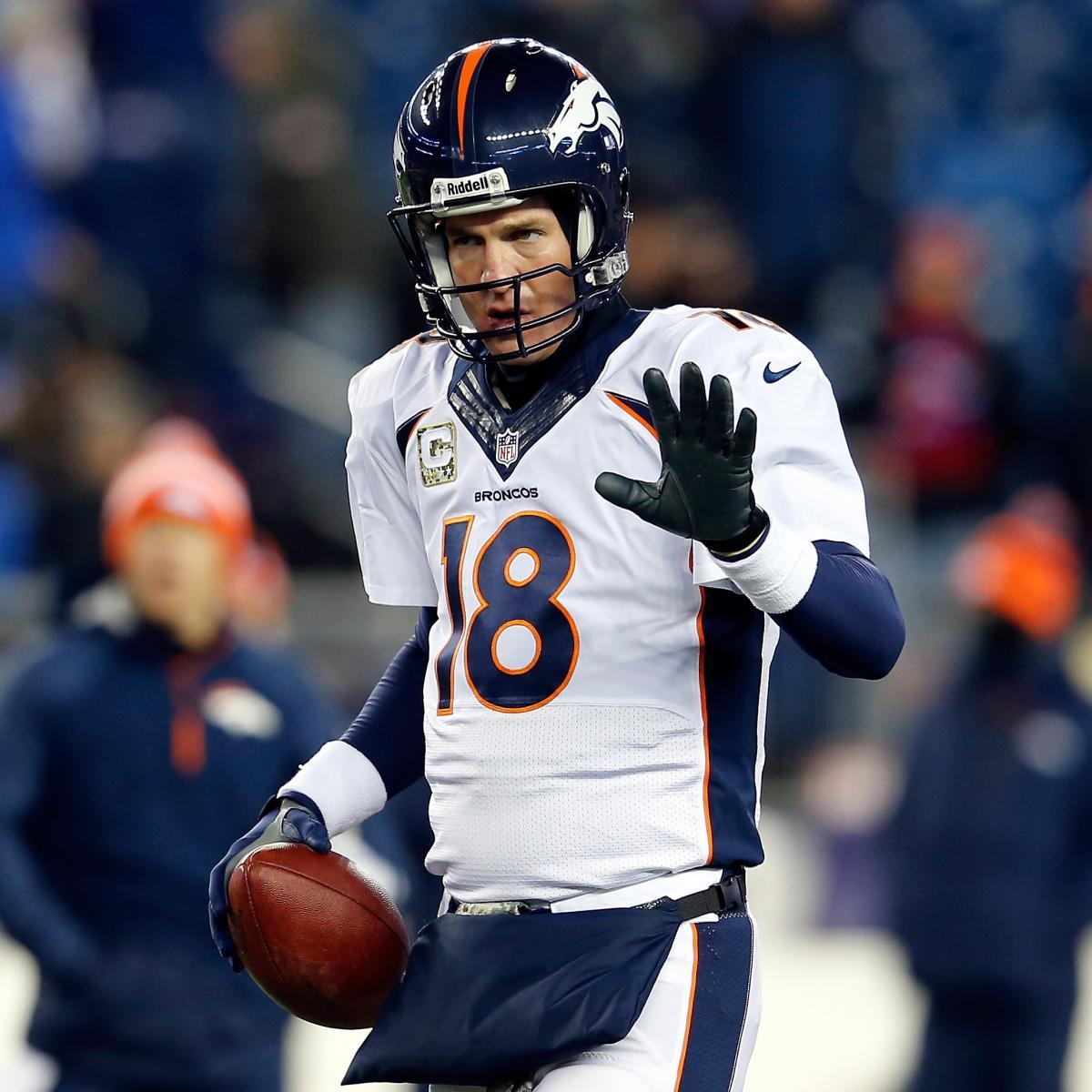 Denver Broncos Vs. Kansas City Chiefs: Breaking Down