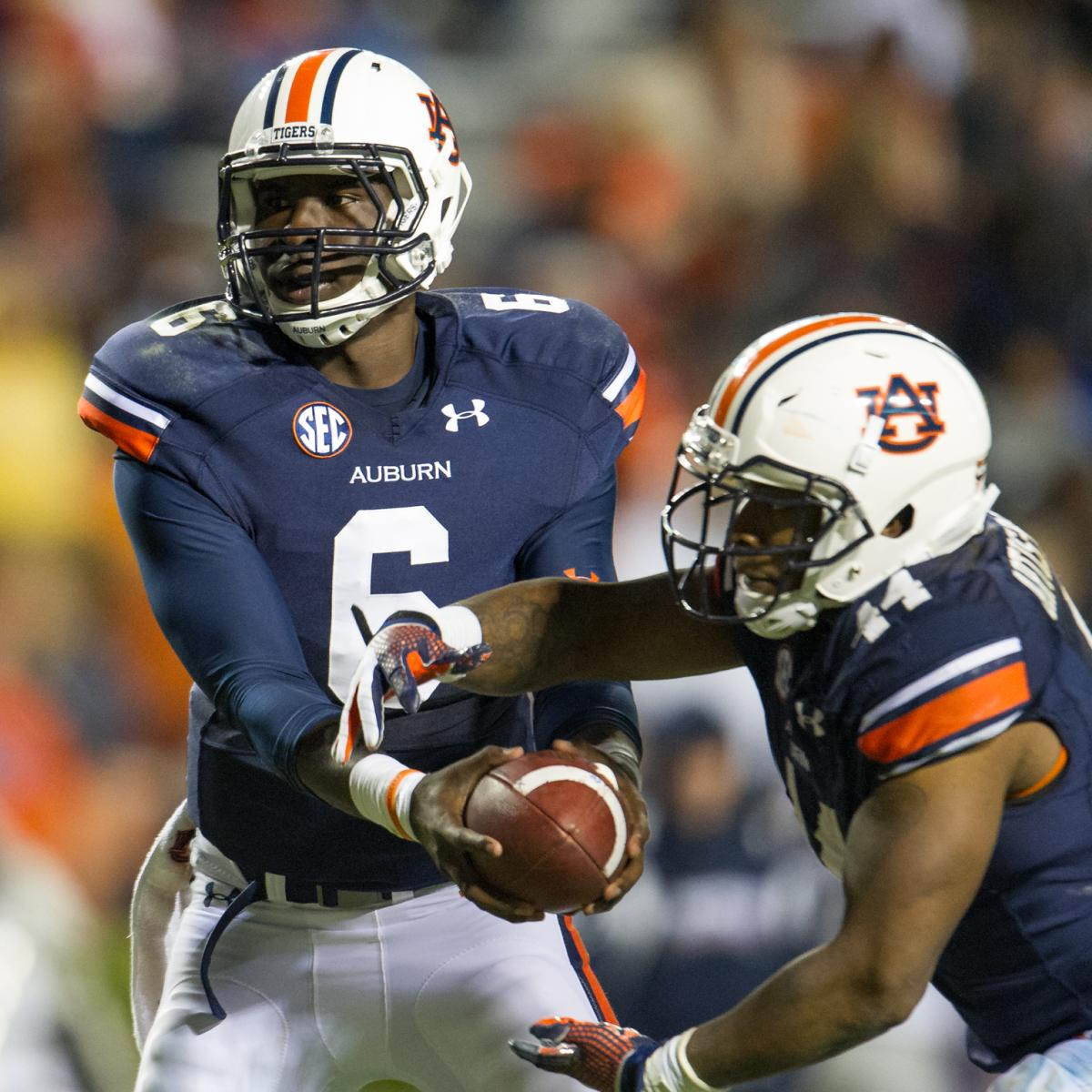 Alabama vs Auburn: Updated Betting Line, Prediction and ...