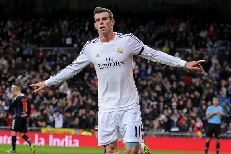 pretty nice ea52e 48bd7 Analysing Gareth Bale's Performance vs. Real Valladolid ...