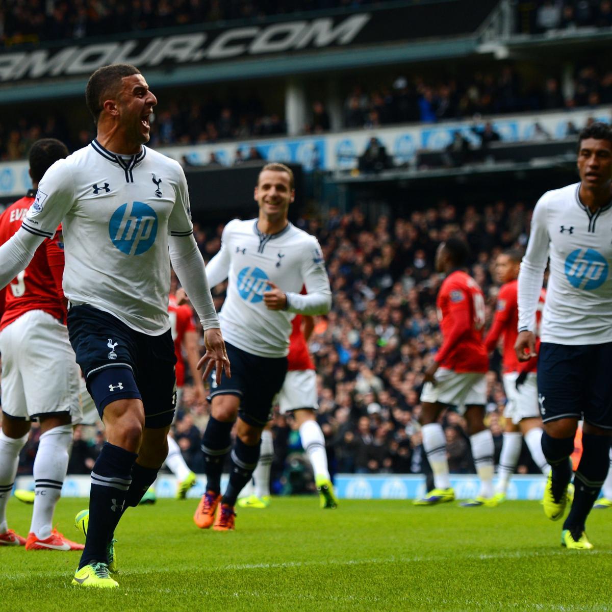 Tottenham Hotspur Vs Man United Tickets: Tottenham Hotspur Vs. Manchester United: 6 Things We