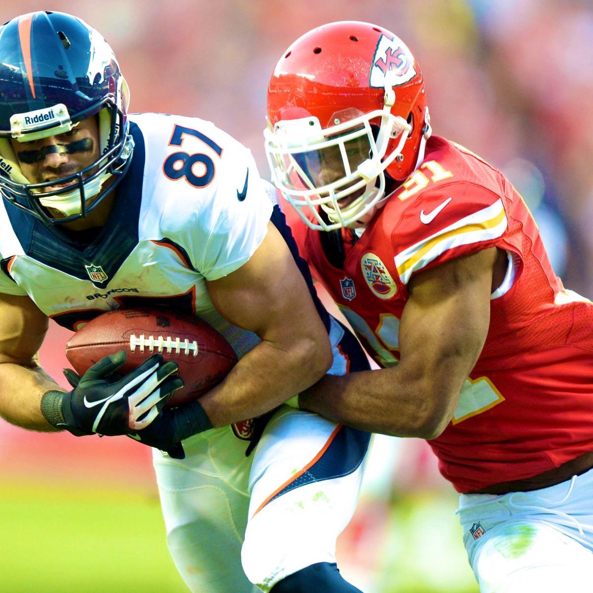 Denver Broncos Vs. Kansas City Chiefs: Live Score