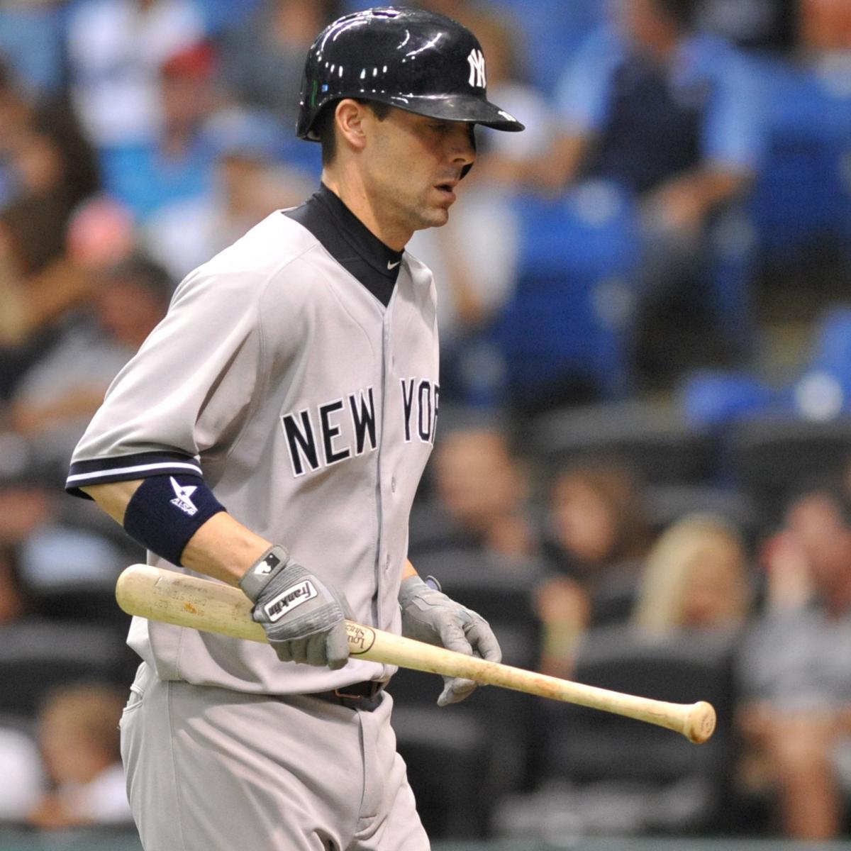 Updates On Yankees Trading Chris Stewart To Pirates