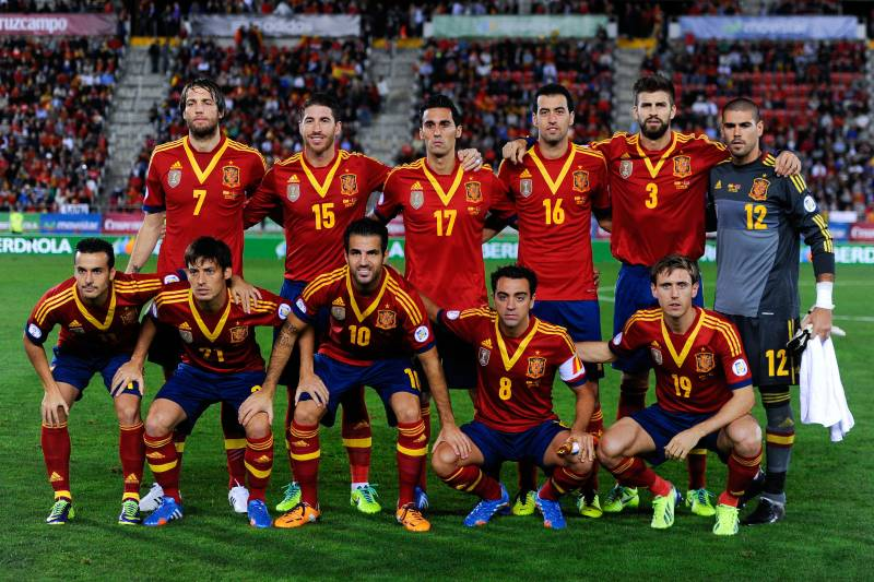 e5eeac55396 Spain World Cup Draw 2014: Group, Fixtures and Roster Predictions ...