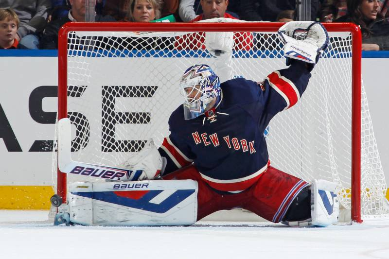 Henrik Lundqvist And Rangers Agree To 7 Year Extension Bleacher