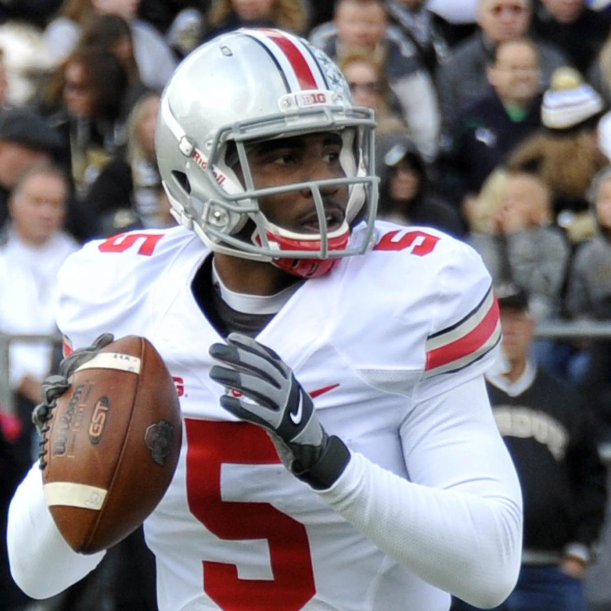 Ohio State vs. Michigan State: TV Info, Spread, Injury ...