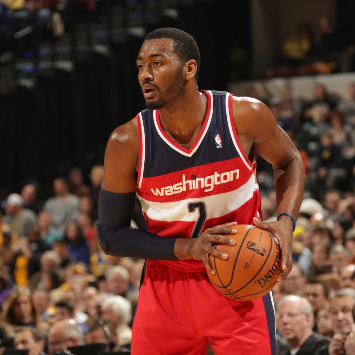 Is John Wall a Top 5 NBA Point Guard?   Bleacher Report   Latest News ...