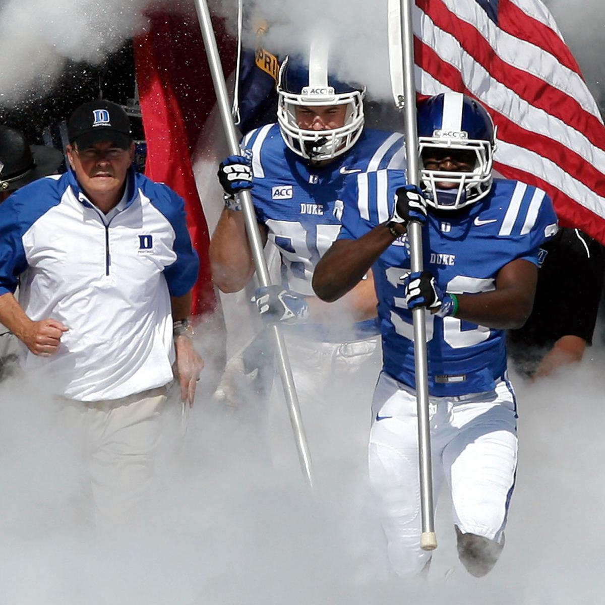 How David Cutcliffe Resurrected The Duke Football Program