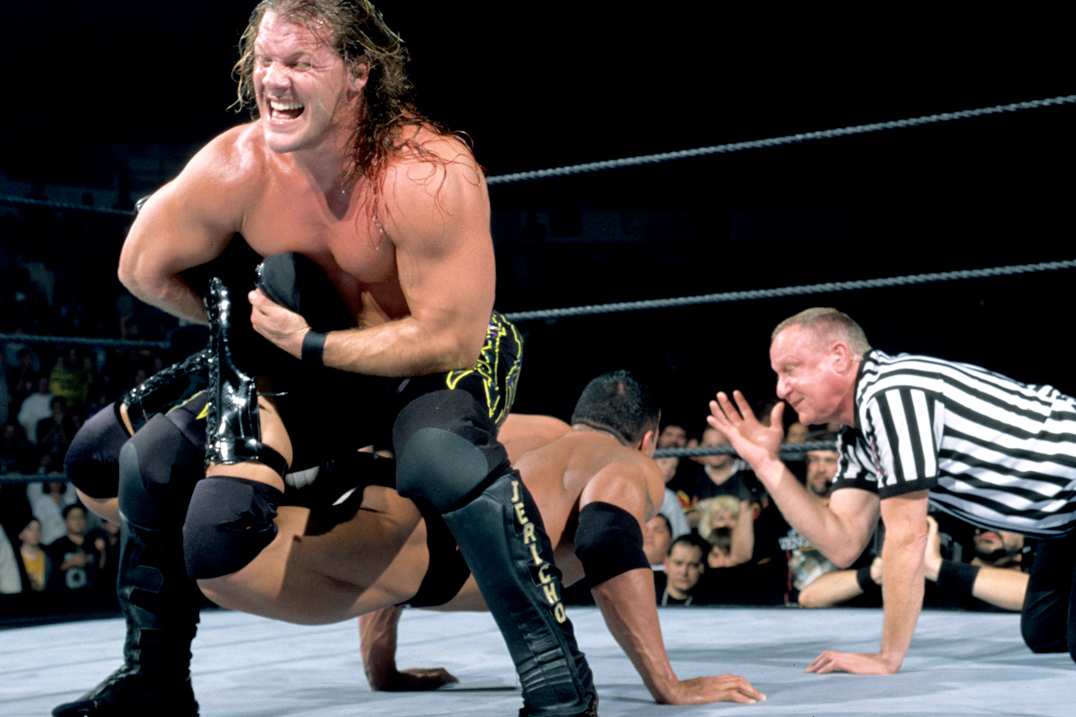 Remembering WWE's Original Undisputed Champion Storyline | Bleacher Report | Latest News, Videos and Highlights
