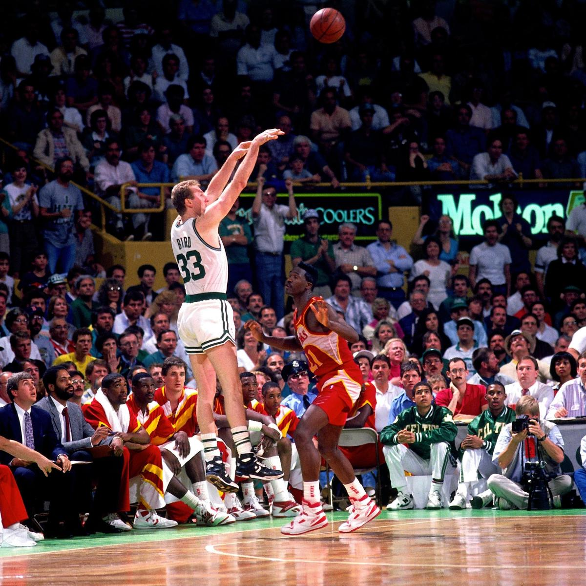 Image result for larry bird fadeaway