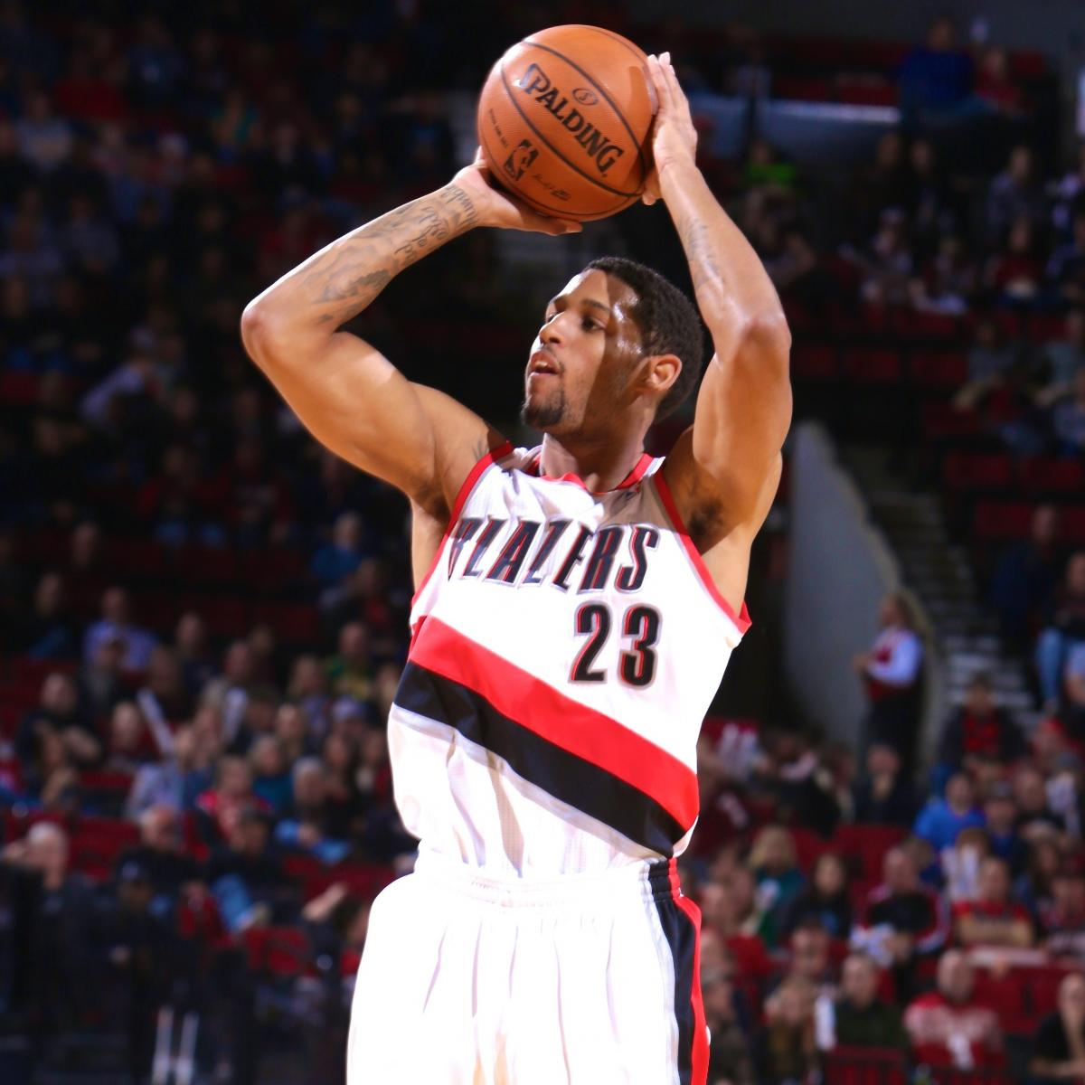 Trail Blazers Shoot 73.9 Percent On 3-Pt FG Vs. Utah Jazz
