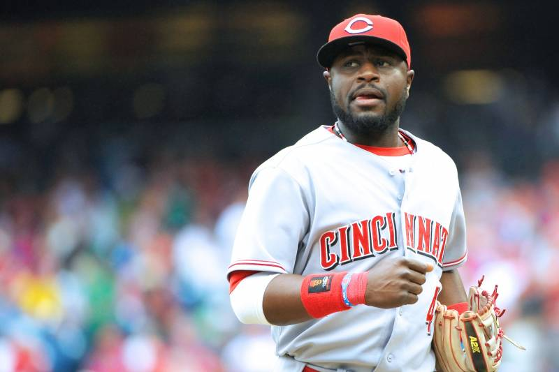 6b5fa9044 MLB Trade Rumors: Walt Jocketty Claims Yankees Leaked Brandon Phillips Buzz