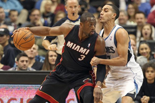 c02a10ff3f Miami Heat vs. Minnesota Timberwolves  Postgame Grades and Analysis ...