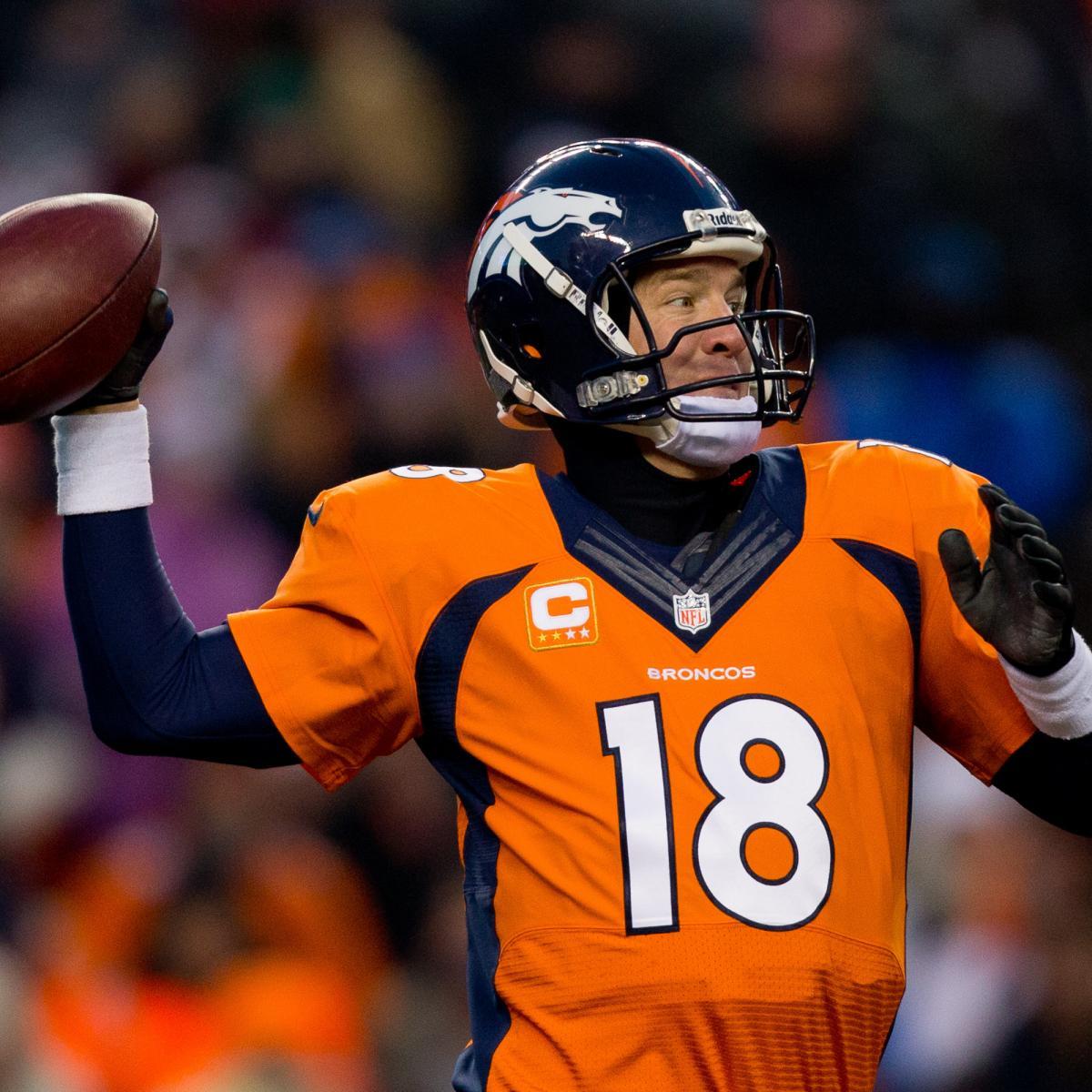 Peyton Manning visits Oakland Raiders, Denver Broncos send