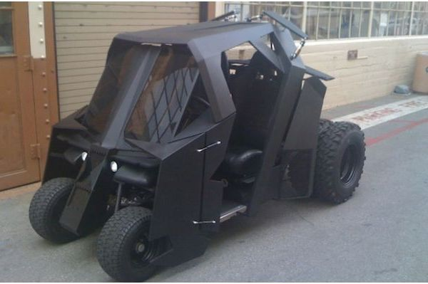 Pimped Out Golf Carts Nicer Than Your Car | Bleacher Report | Latest on lifted golf carts, off-road golf carts, customized golf carts, truck golf carts, pimped out golf carts, cool golf carts, modified golf carts, unique golf carts, heavy duty golf carts, crazy golf carts, old car golf carts, luxury golf carts, custom golf cart bodies,