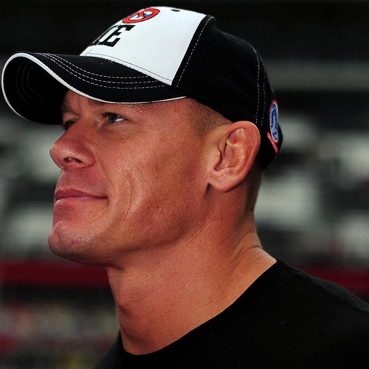 John Cena vs. Randy Orton: Viper Wins WWE World ...  John Cena vs. R...