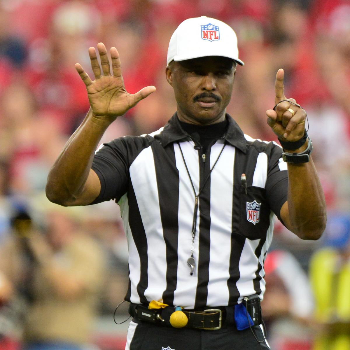 Who Are the NFLs Best, Worst Refs? Bleacher Report Latest News, Videos and Highlights