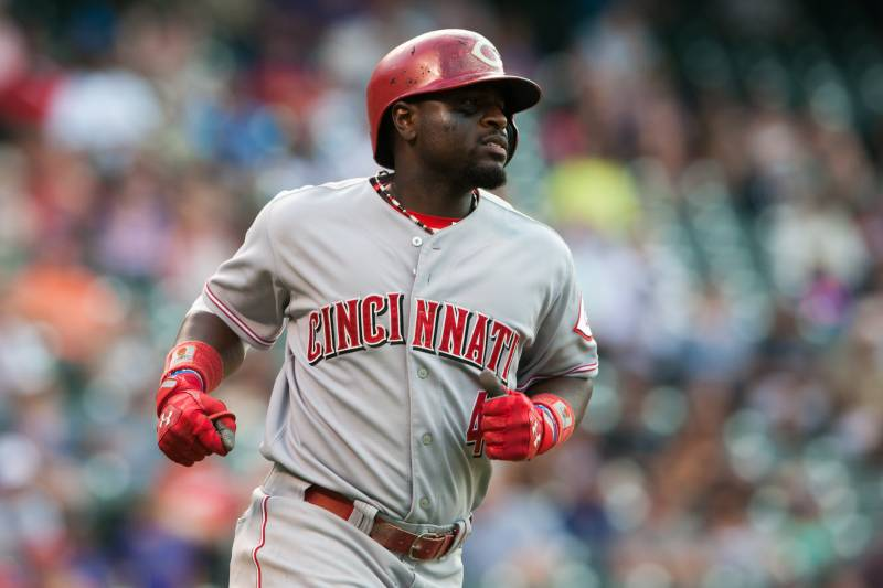 fe210c8a7 Brandon Phillips Trade Rumors: Latest Buzz and Speculation Surrounding Star  2B