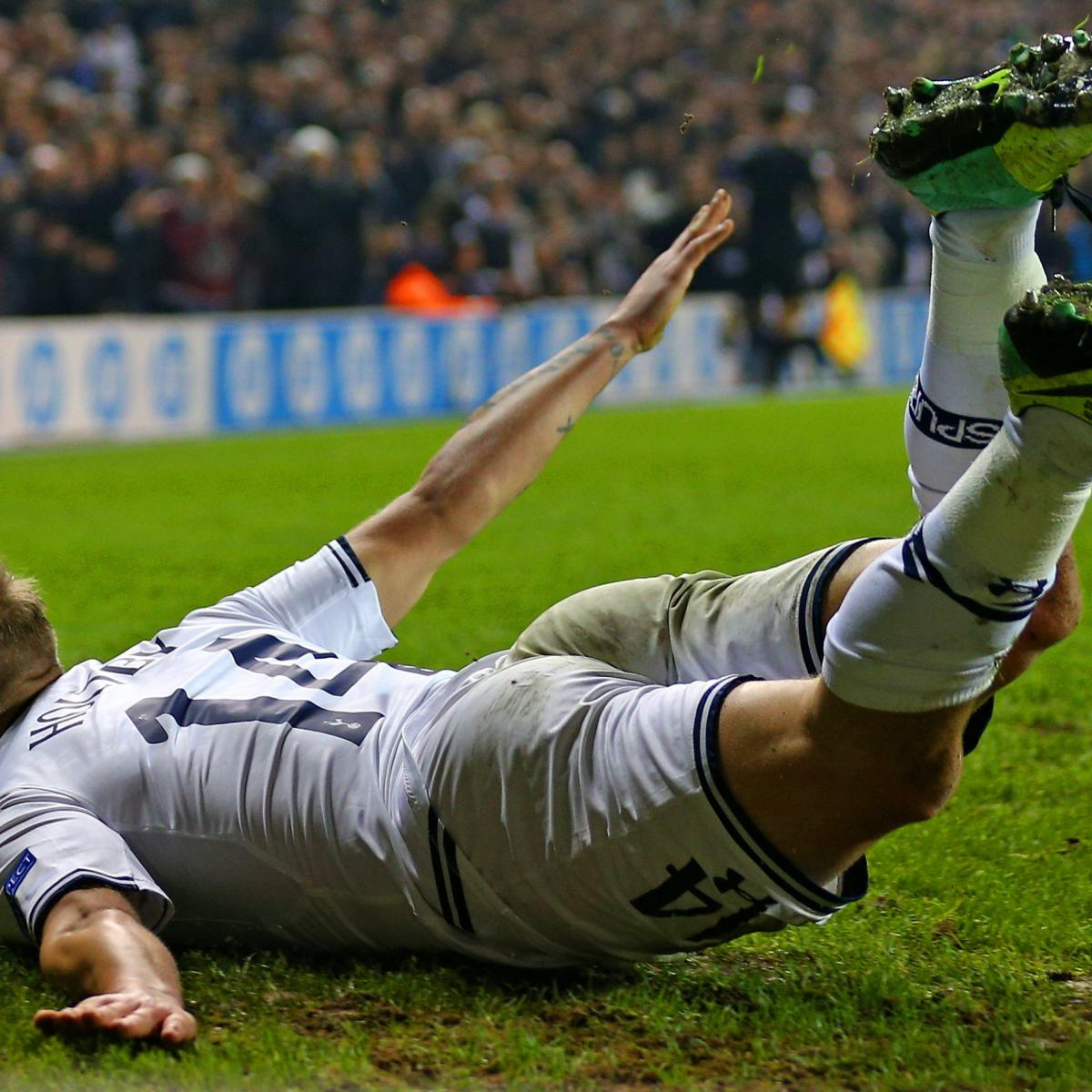 Tottenham Hotspur Vs Man United Tickets: GIF: Lewis Holtby Scores Stunning Goal For Tottenham