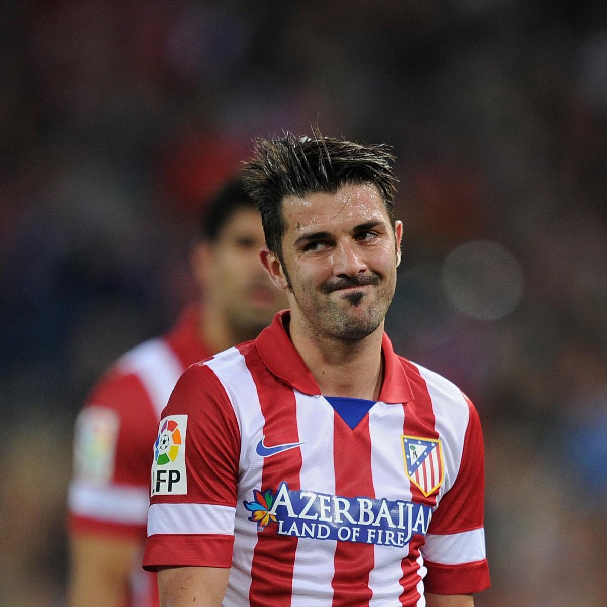 Arsenal Transfer News  David Villa Confirms Gunners Bid for Atletico Madrid  Star  446f148a4
