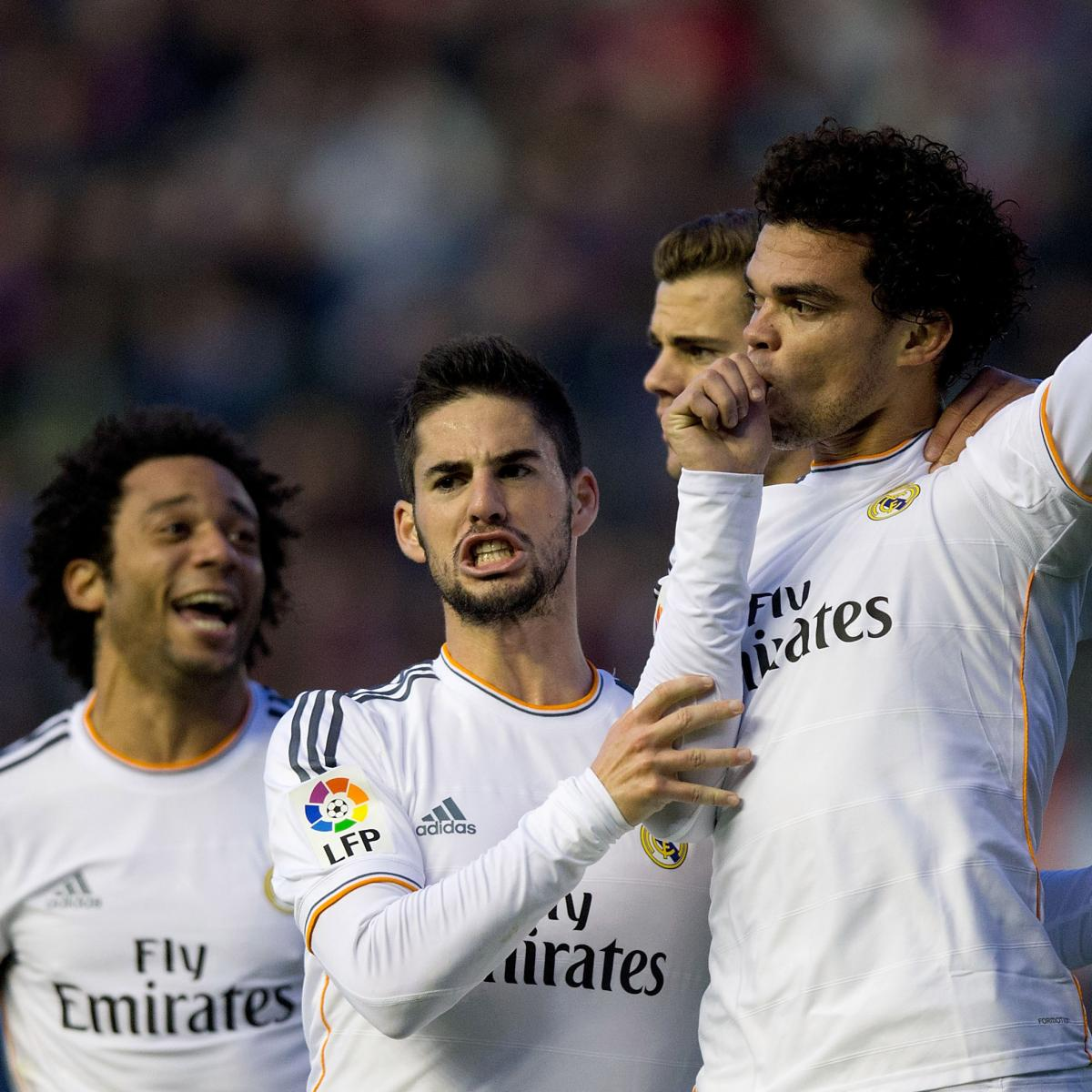 Osasuna vs. Real Madrid: 6 Things We Learned from 2-2 La ...