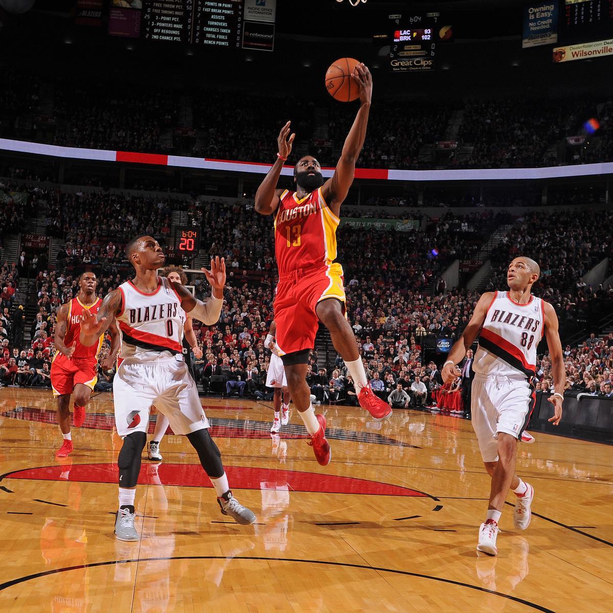 Houston Rockets Win Last Night: Learning To Loathe Houston Rockets Guard James Harden