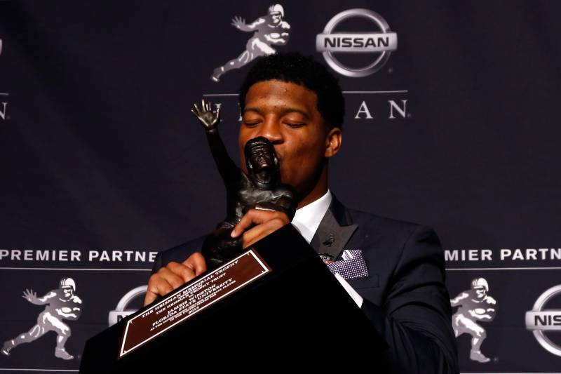 Which High School Football States Have Produced the Most Heisman
