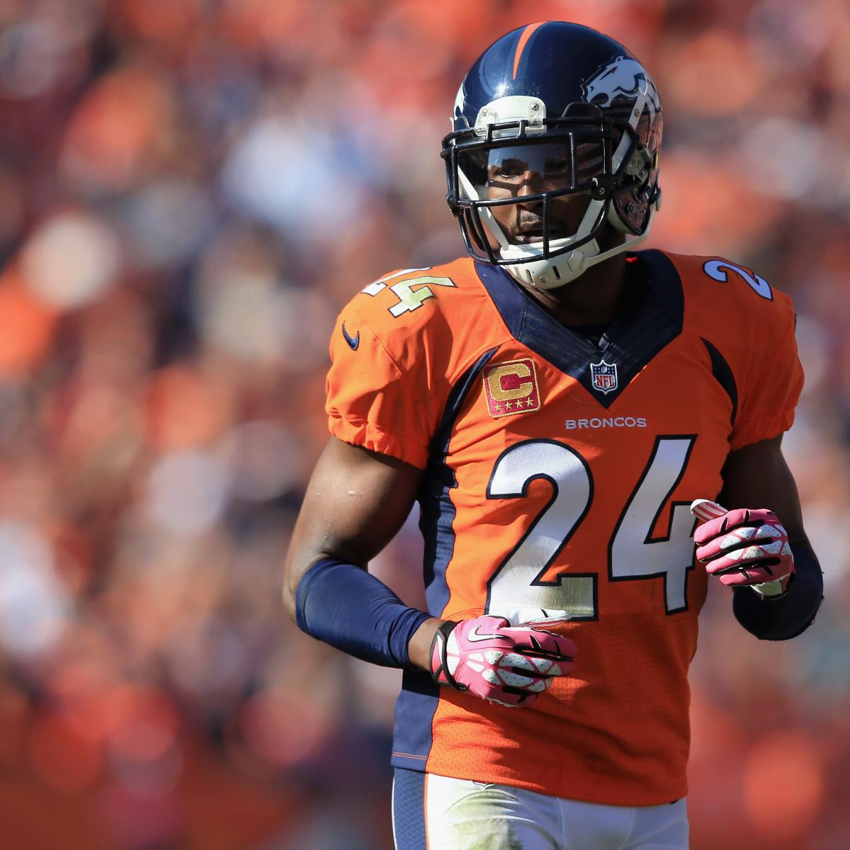 Denver Broncos: A Healthy Champ Bailey Could Be Essential