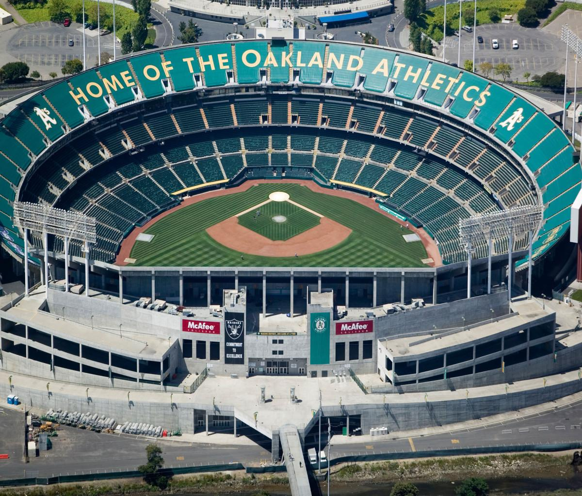 Warriors Proposed New Stadium Location: Will The A's Build A New Stadium In Oakland After All