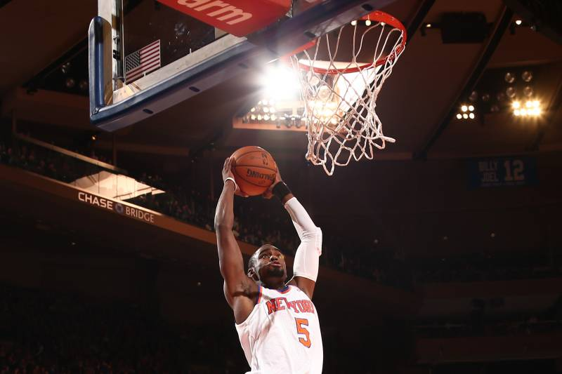 the best attitude ba79c e6868 What's Stopping Tim Hardaway Jr. from Winning Rookie of the ...
