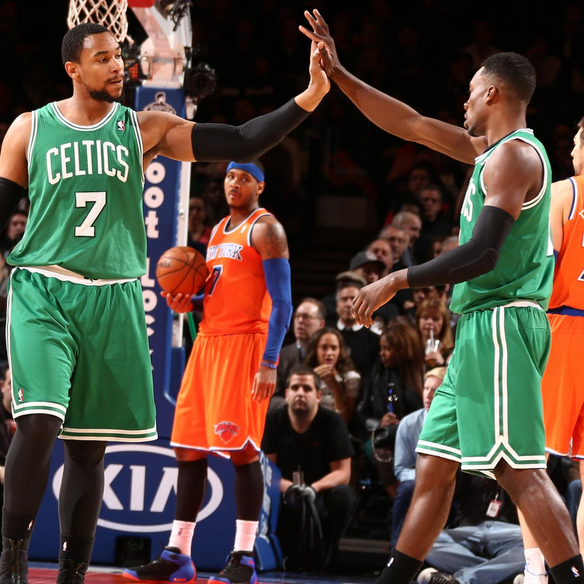 Handicapping Boston Celtics Players' Odds Of Making 2013