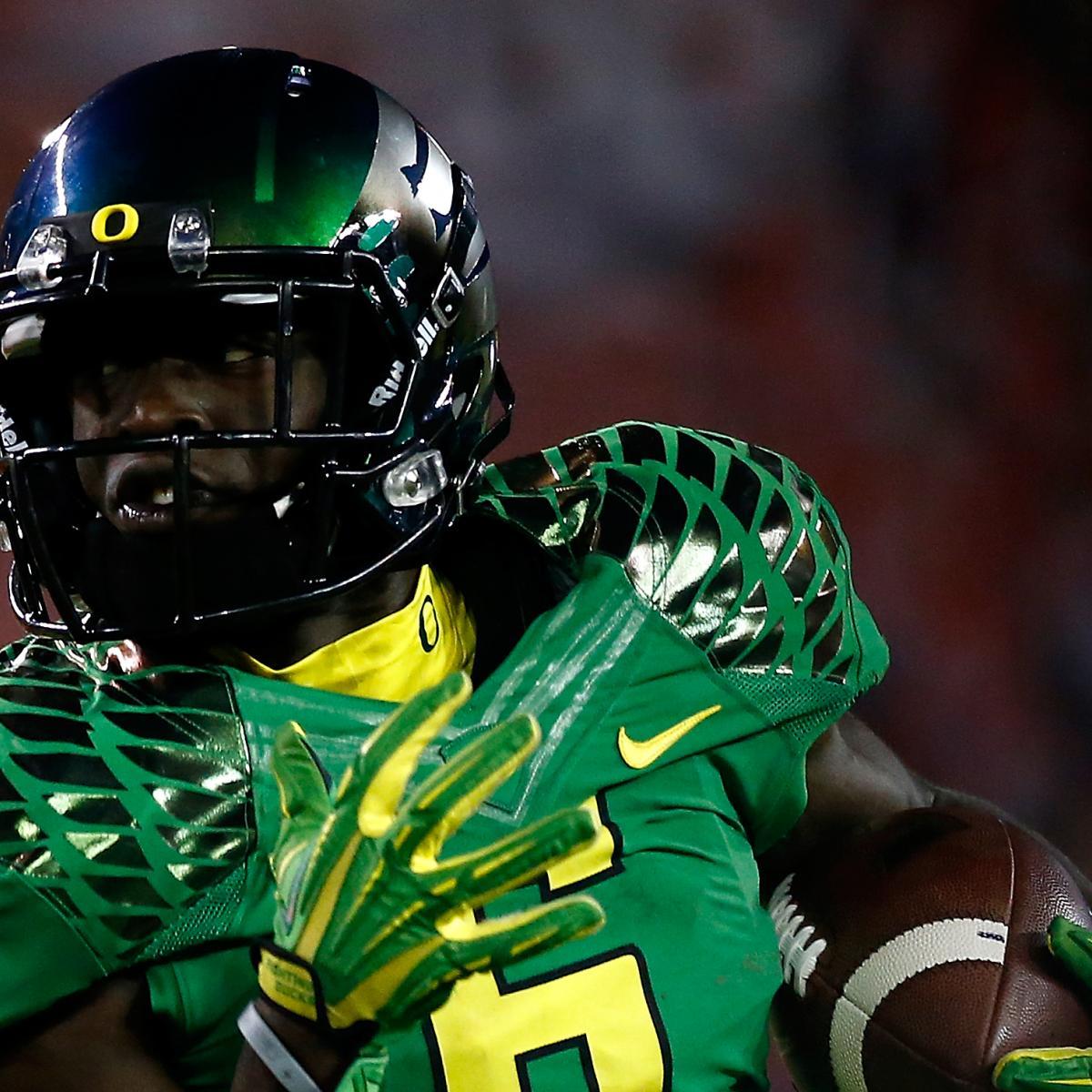 Oregon Ducks New Bowl Uniform Is Latest Innovation In Jersey Technology