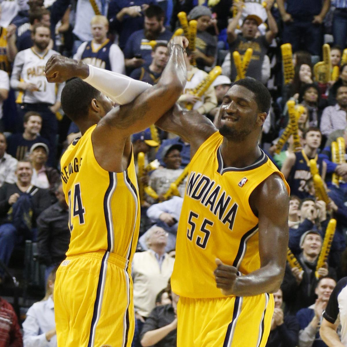 Houston Rockets Defensive Coach: Houston Rockets Vs. Indiana Pacers: Postgame Grades And