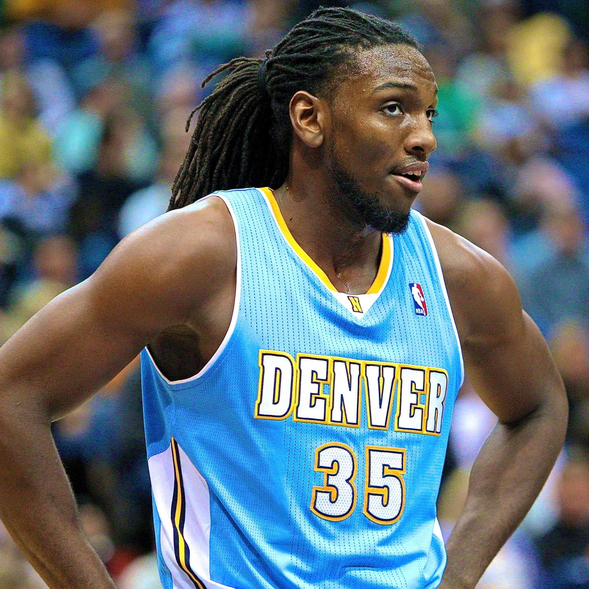 Nuggets Starting Lineup: Kenneth Faried Injury: Updates On Nuggets Forward's Ankle