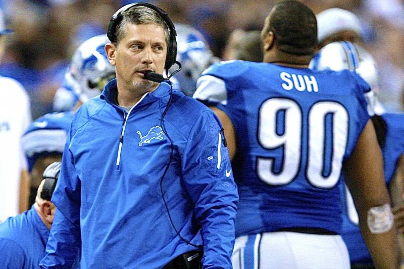 """Image result for Kyle Vanden Bosch Talks about Jim Schwartz and Signing with the Lions"""""""