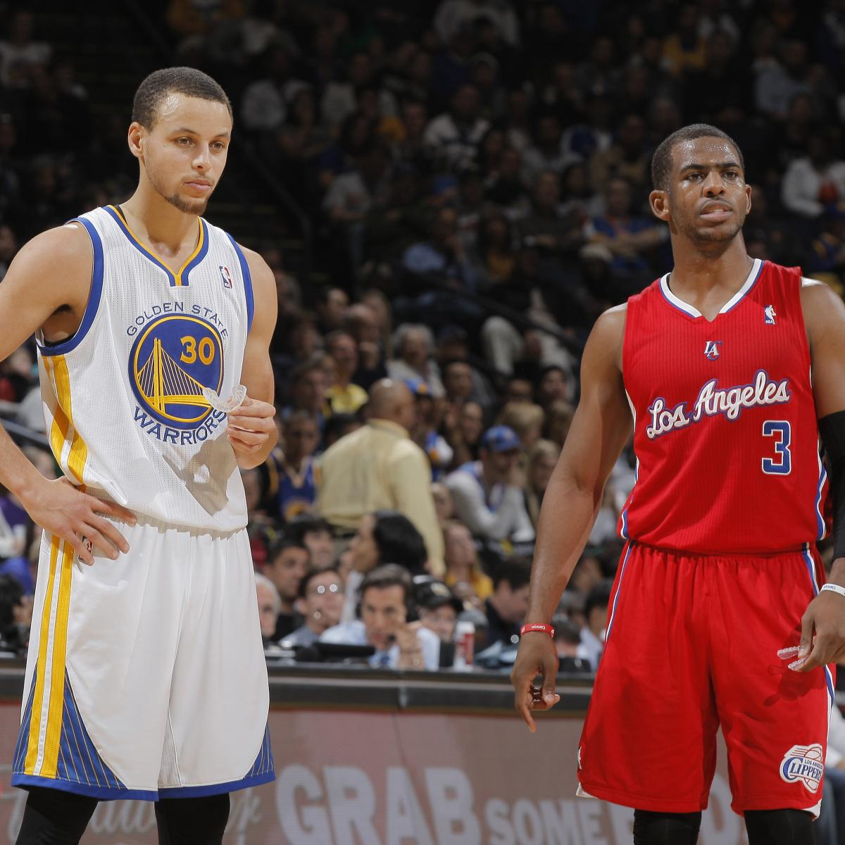 Clippers Vs. Warriors Christmas Day 2013: Complete